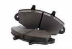 Altis Brake pad front (08-11) AN-742K