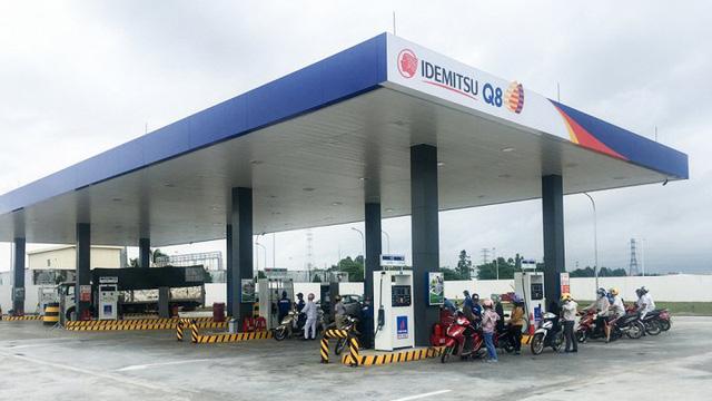 Trạm xăng đầu tiên của Idemitsu mở tại Việt Nam